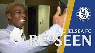 Download Video Charly Musonda Reveals Who His Idol Was & Why He Has So Many Pairs Of Boots | Chelsea Re-seen MP3 3GP MP4