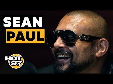 Sean Paul On Smoking w/ Rihanna, Thoughts On Afrobeat & Buju Banton's Return