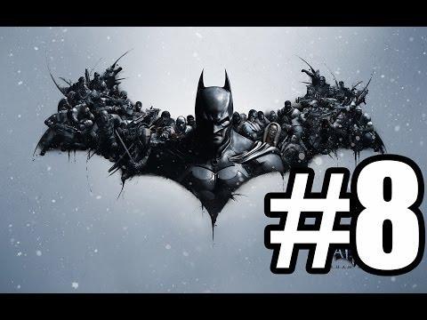 Прохождение Batman Arkham Origins Часть 8