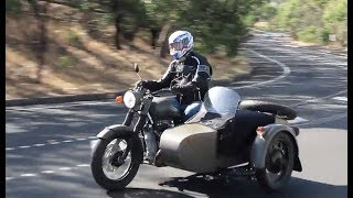 3. Ural sidecar outfit road test (2013)