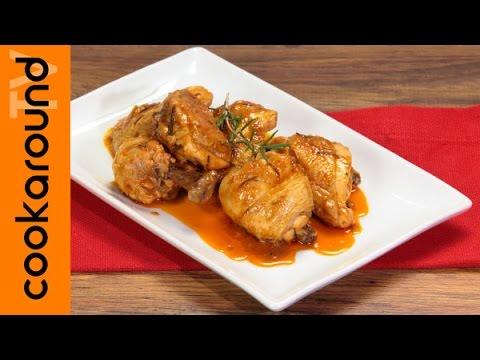 pollo alla cacciatora - la video ricetta