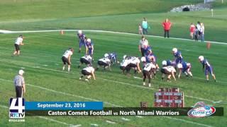 Caston Football vs North Miami Warriors