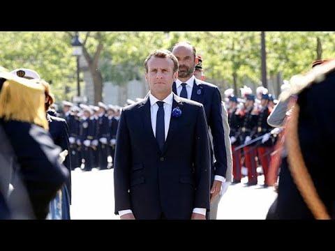 Französische Nationalversammlung: Abgeordnete stimm ...