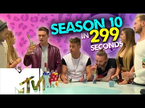 GEORDIE SHORE SEASON 10 IN 299 SECONDS! | MTV