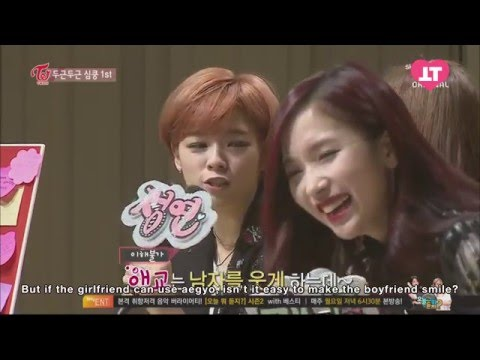 [ENG SUB] 151211 SKY ENT Genie Fanmeet Twice (TeamTwiceSubs) 2/4