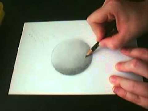 Zeichnen lernen #1 – Schattieren