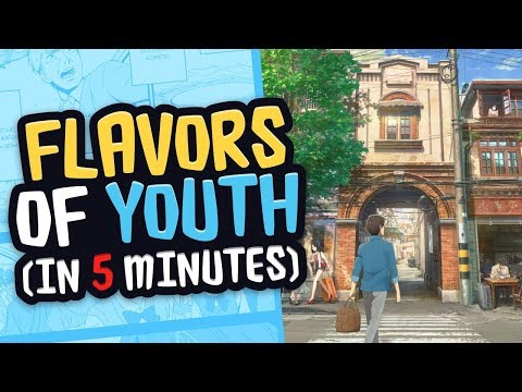 Flavors Of Youth Review In 5 Minutes