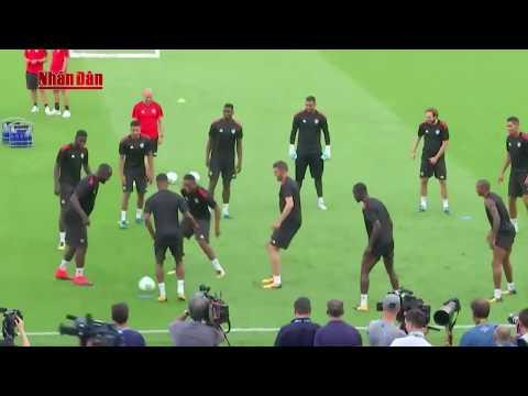 Tin Thể Thao 24h Hôm Nay (19h - 8/8): Man Utd và Real Madrid Sẵn Sàng Cho Trận Siêu Cúp Châu Âu - Thời lượng: 10:06.