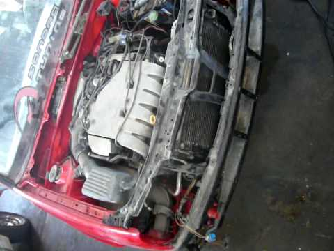 First VR6 turn on