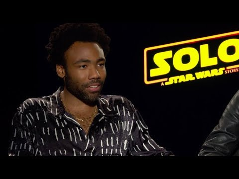 Donald Glover Responds To Interracial Love And Being Woke - CH News (видео)