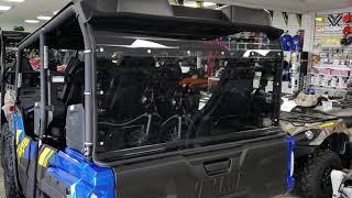 7. New Product ALERT! Yamaha WOLVERINE X4!