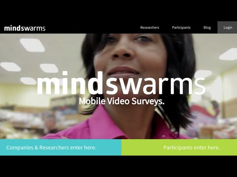 Mindswarms Review – Get Paid To Take Online Surveys