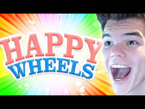 happy - Funny Happy Wheels Compilation! Playing Happy Wheels, Funny Moments! ▻ Subscribe: http://goo.gl/RnE9oB ▻ Jelly Store: http://jellebay.com Vlogs: http://goo.gl/YCTW24 Twitter: http://goo.gl/J...