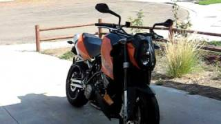 7. 2007 superduke long term review 24000