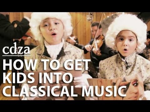 How to Get Kids Into Classical Music