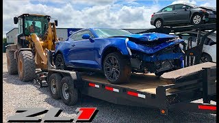 Video Rebuilding A Wrecked 2018 Camaro ZL1 MP3, 3GP, MP4, WEBM, AVI, FLV Maret 2019