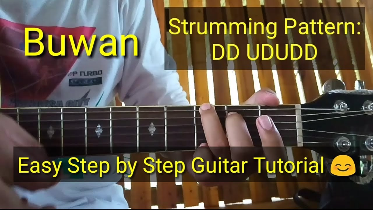 Buwan – JK Labajo (Guitar Tutorial)