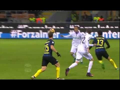 Highlight inter Milan  vs Fiorentina 4 - 2