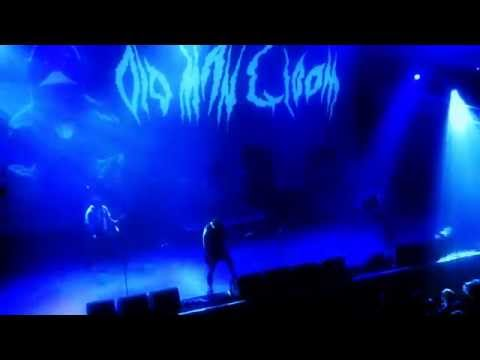 Sludge heroes Old Man Gloom live @013. #Roadburn #kgvid [video]