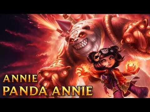 Annie Gấu Trúc