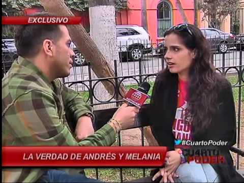 La verdad de Andrés y Melania