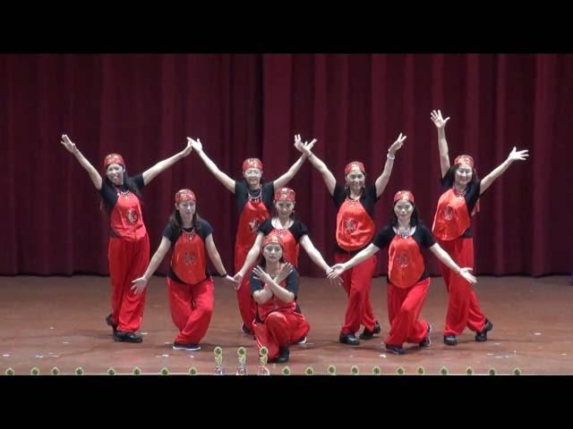 驚夏媚力舞動人生舞蹈觀摩賽 - 永福社區發展協會