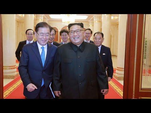 Τριήμερη διακορεατική Σύνοδος για την αποπυρηνικοποίηση της χερσονήσου…