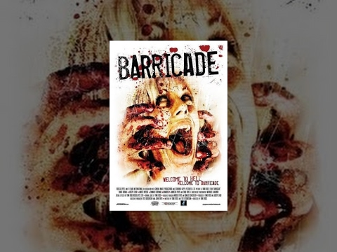barricade - Timo Rose's BARRICADE (Horror-Thriller) BARRICADE, is an indie horror film written and directed by Timo Rose, featuring Joe Zaso and Raine Brown. It was co-written by Ted Geoghegan (writer of Sweat Shop) who is one of the most talented writers in...
