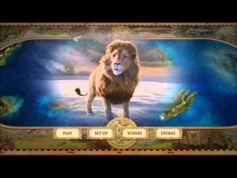 The Voyage Of The Dawn Treader DVD Menu