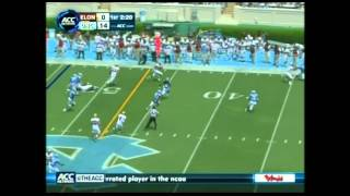 Sylvester Williams vs Elon (2012)