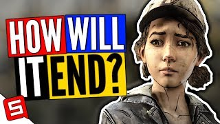 How The Walking Dead Final Season Will End? The Walking Dead Final Season Episode 4 Ending (Part 1)