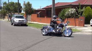 4. 2008 Harley Davidson Fatboy