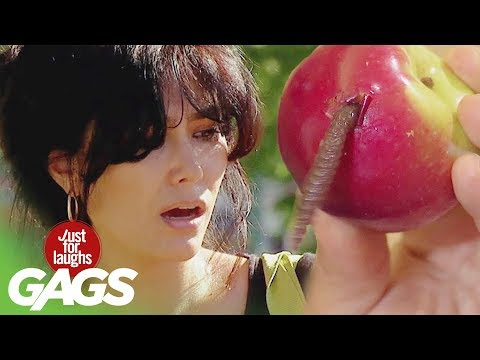 Clip hài hước nhất TOP 5 Juicy Fruit Pranks