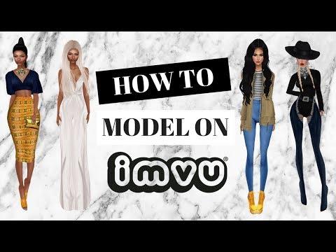 How To Model on IMVU