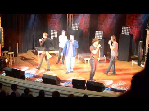 Home Free - Honey I'm Good (Andy Grammer Cover) Pittsburgh 4-21-15