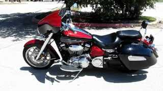 5. Texas Used 2008 Yamaha Stratoliner with Full Touring Package for sale in Texas! Only 385 Miles!