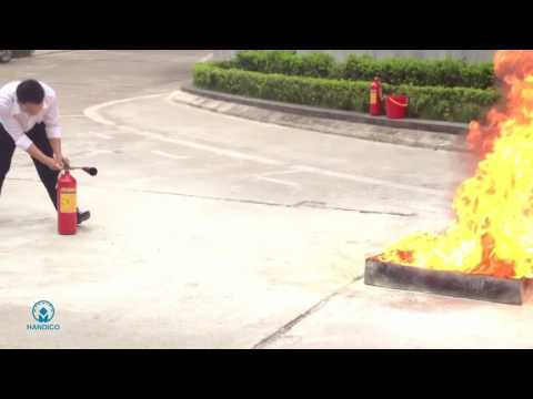 Handico Tower – 화재 안전 장비 사용법 및 효과
