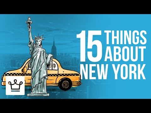 15 Things You Didn't Know About New York