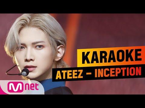 ♪ ATEEZ - INCEPTION KARAOKE ♪