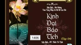 21/40, Pháp hội: Bồ Tát Kiến Thiệt (tt) (HQ) | Kinh Đại Bảo Tích tập 04