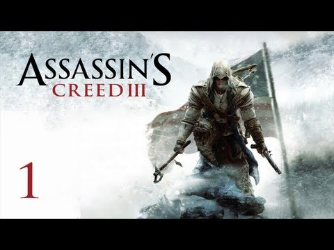 Прохождение Assassin's Creed 3 - Часть 1 — Повторение изученного видео