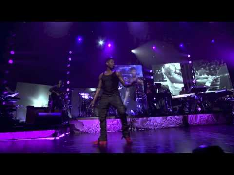 Usher - Nice & Slow (Live at iTunes Festival 2012)