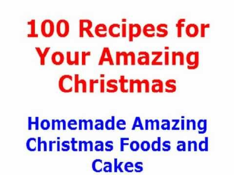 Video of 100 Recipes Amazing Christmas