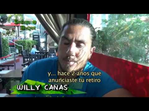 Programa 74, apertura y Willy Cañas