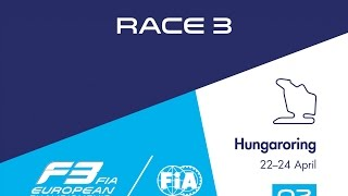 6th race of the 2016 season / 3rd race at the Hungaroring
