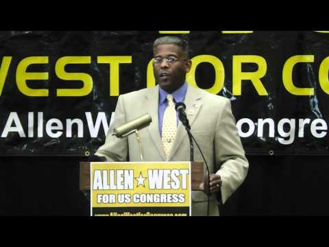 Watch 'Congressman Allen West's 2012 Treasure Coast '
