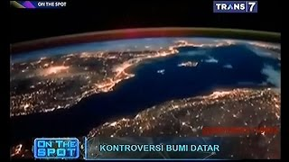 Download Video On The Spot - Kontroversi Bumi Datar MP3 3GP MP4