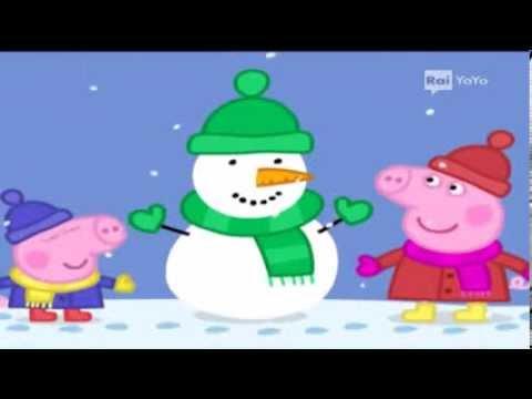 Video cartoni animati peppa pig, peppa pig e la neve, peppa e george giocano con la neve. Peppa e il […]