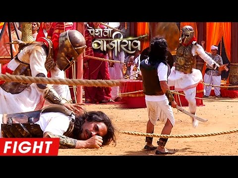 Bajirao FIGHT With Bhaurao | Peshwa Bajirao - प�