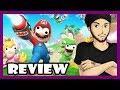Mario + Rabbids Kingdom Battle Review (Nintendo Switch)